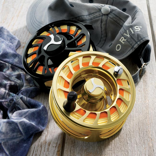 Mirage Large Arbor II Reel