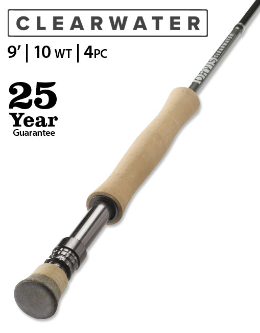 Clearwater 10-weight 9' Fly Rod
