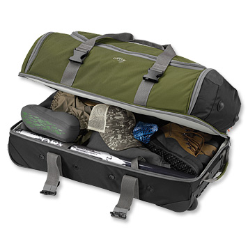 Safe Passage(R) Rolling Vented Duffle